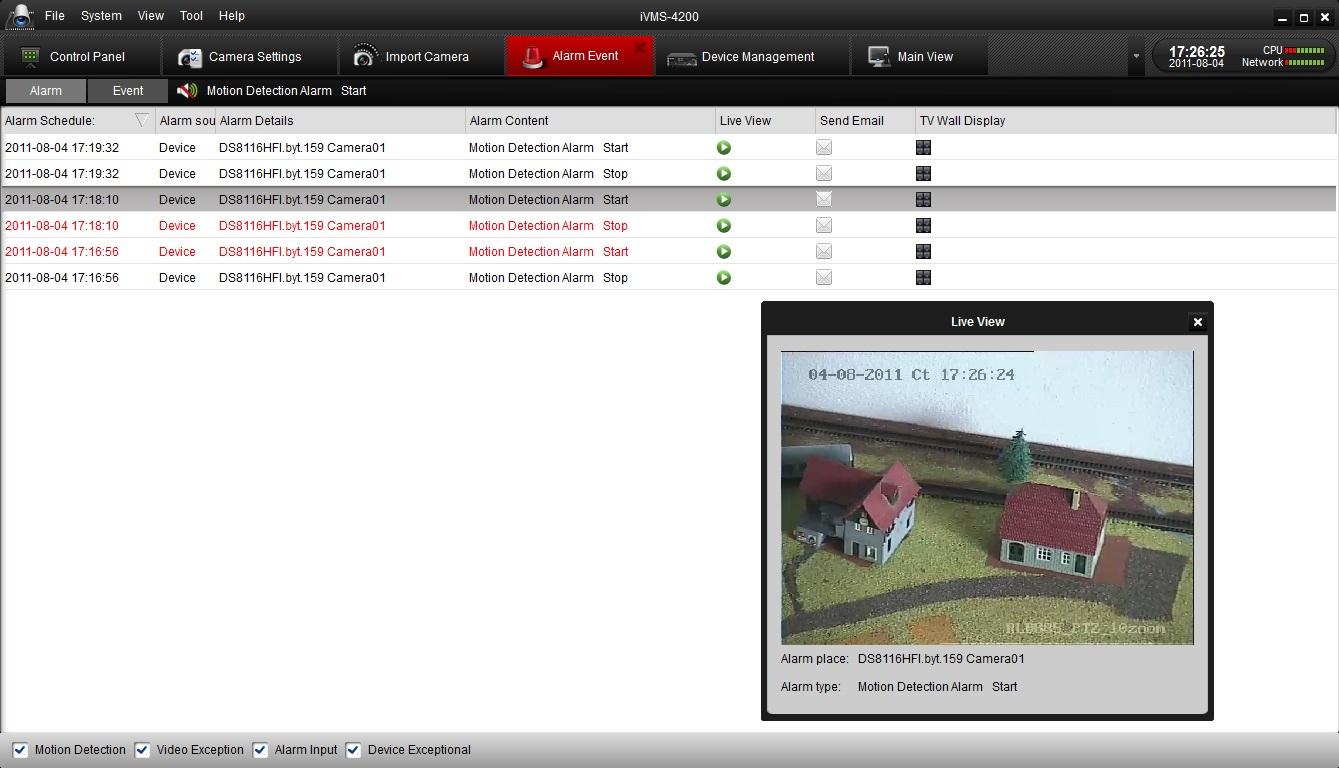 hikvision dvr software for pc free download portablesokol. Black Bedroom Furniture Sets. Home Design Ideas
